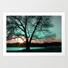 :: There's Always Tomorrow :: Art Print