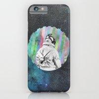 iPhone & iPod Case featuring Space Finder by  d a n i e l  e s t h e r a s