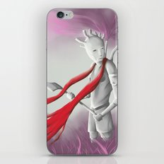 The Tin man iPhone & iPod Skin