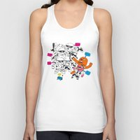 Fight The Power Unisex Tank Top