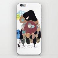SayHello iPhone & iPod Skin