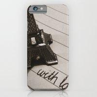 iPhone & iPod Case featuring from paris... by Jordan Alanda
