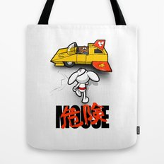 Danger-kira Mouse Tote Bag