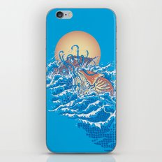 The Lost Adventures of Captain Nemo iPhone & iPod Skin
