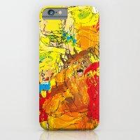 iPhone & iPod Case featuring fairytales by Duygu Kondoglu
