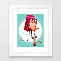 Blorgons! Framed Art Print