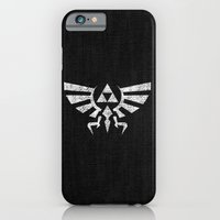 iPhone Cases featuring Zelda by Blending