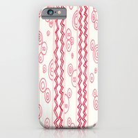 red candy iPhone 6 Slim Case