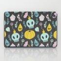 Halloween pattern iPad Case