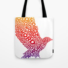Have you heard? Tote Bag