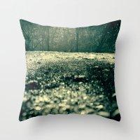 Frozen day n.2 Throw Pillow