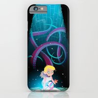 iPhone & iPod Case featuring Tentacles by Dronio
