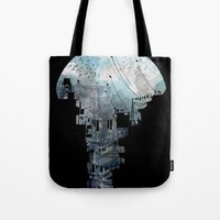 Secret Streets II Tote Bag