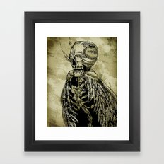 DEAD LORD Framed Art Print