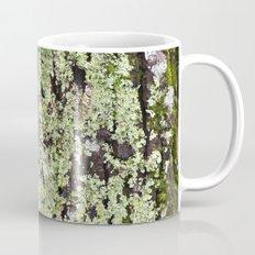 Tree Bark Lichen Mug