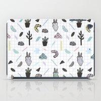 PASTEL GARDENS iPad Case