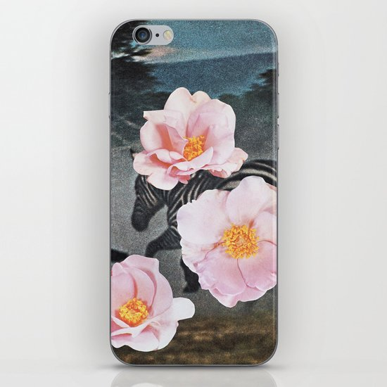 GARDEN LACE iPhone & iPod Skin