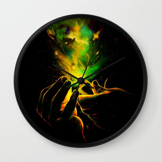 Light It Up! Wall Clock