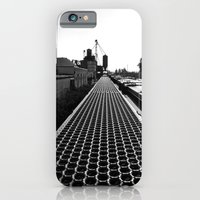 South Tacoma scenery iPhone 6 Slim Case