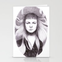 Sandy Denny Stationery Cards
