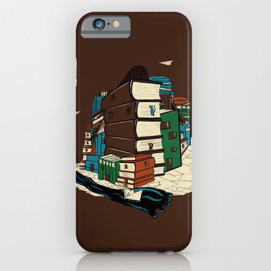Book City iPhone & iPod Case