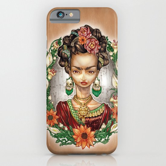 KAHLO iPhone & iPod Case