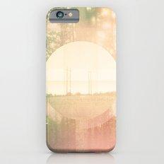 opposite poles attract iPhone 6 Slim Case