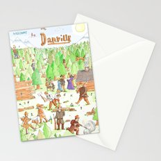 Locals Only- Danville Stationery Cards