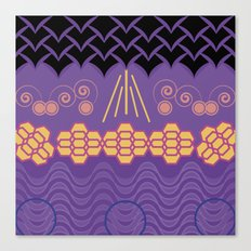 HARMONY pattern Alt 3 Canvas Print