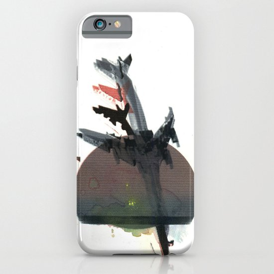 """What is an Airplane now?"" iPhone & iPod Case"