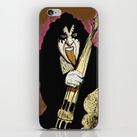Poster The Great Gene Si… iPhone & iPod Skin