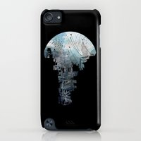 iPod Touch Cases featuring Secret Streets II by David Fleck