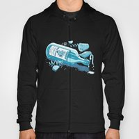 The Late Party Bird Gets… Hoody
