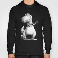 Rockin' Out With A Ukele… Hoody