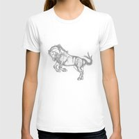horse T-shirts featuring Horse by ShaMiLa