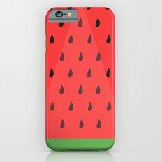 Watermelon Slice Slim Case iPhone 6s
