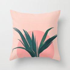 Flora #10 Throw Pillow