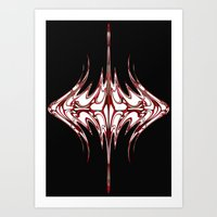 3rd Dimension  Art Print