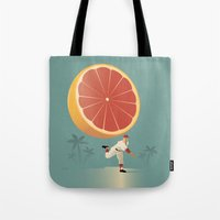 Grapefruit League Tote Bag