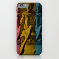 iPhone & iPod Case featuring Mephistopheles by Li9z