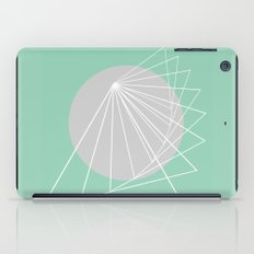 Everything belongs to geometry #5 iPad Case