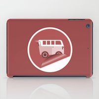 Mini Van iPad Case