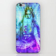 saddhu iPhone & iPod Skin