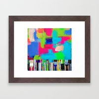 Real Weapons Of Mass Creation Framed Art Print