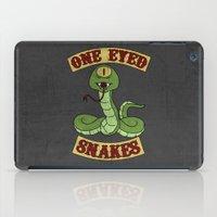 One Eyed Snakes iPad Case