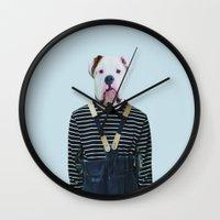 Mr. Sledgehammer Wall Clock