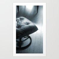 Legs1 Art Print