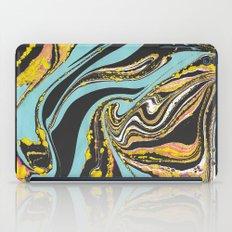 Wavy Marbling iPad Case