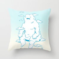Uranus Throw Pillow