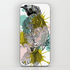 out bird iPhone & iPod Skin